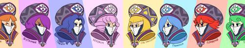 Jambastion Squads by Zieghost