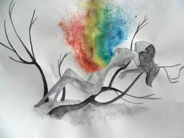 Let the feelings break out by Sanuye-Mingan