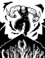 Riddick by harosais1
