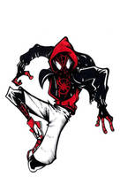 Miles Morales-Spider-Man  by harosais1