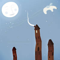 Nuit polaire by germaine-en-tongs