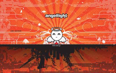 Over Standard in Orange, Wide by angel69light