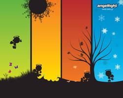 Seasons by angel69light