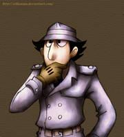 Inspector Gadget by Zilkenian