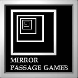 Logo - Mirror Passage Games by keyn-thror