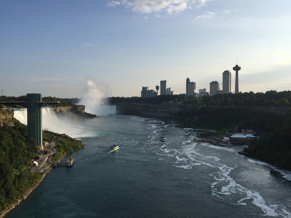 Niagara Falls USA/Canada by JAFNOVA