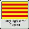 Catalan Language level: Expert by gaaradesert6