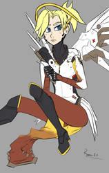 Mercy by Reashi