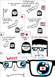 I Have Eaten Japan by MidnaKoopa