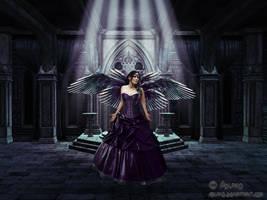 Dark Angel by adunio