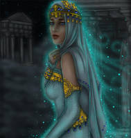 Hera - Hellenic Goddess by EmanuellaKozas