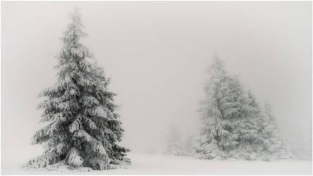 It's cold outside by MOSREDNA
