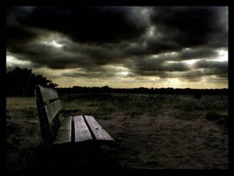 Bench.... by MOSREDNA