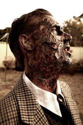 Meat Head: Ghost Town Memorial by Beyond-Oddities