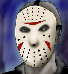 my version of Jason by carlosabr1