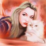 Vanessa by Predator2104
