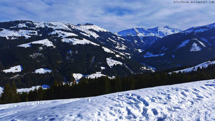 somewhere in Austria by nitothean