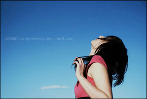 every sky is blue by Loving-Memory