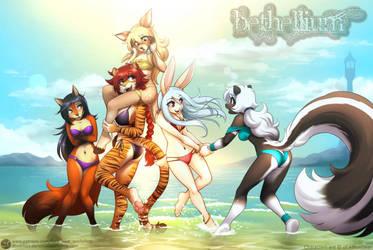 Bethellium Team Summertime by A-BlueDeer