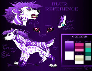 Blur Reference Sheet 2012 by OmegaAdalbern