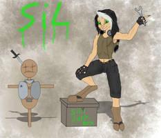 Sil's Bio by predman1227