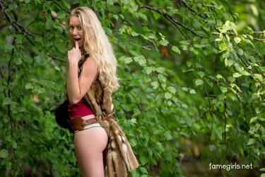 Ella - Playful in wilderness by FameGirlsElla