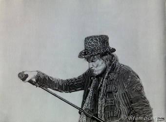 Tobias Sammet (Avantasia) by BramScorps