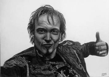 Tobias Sammet (Avantasia, Edguy) by BramScorps