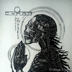 Cyhra - Letters To Myself Design by BramScorps