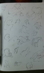 Cloud Doodles by Brightflare