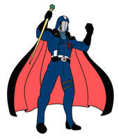 Cobra Commander by Dairugger