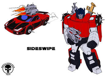 Sideswipe by Dairugger