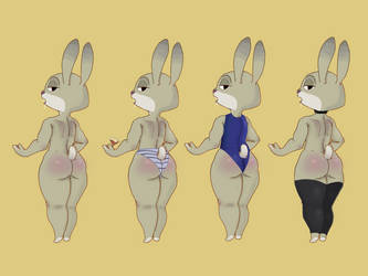Variant (Different outfits) by Foxialist