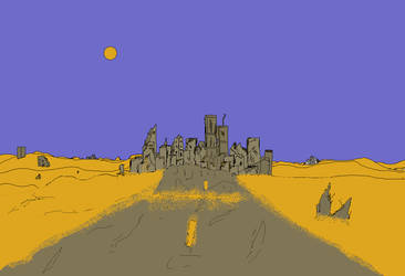 NYC desert by Cecil475