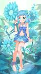 flower by garun