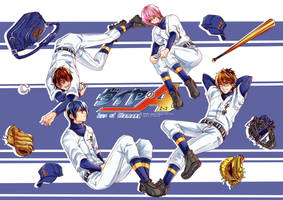Daiya no Ace by ryuumizuno