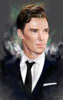 Cumberbatch by Raiecha