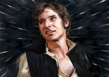 Han Solo by Raiecha