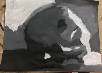 Gray skull by Crasher55
