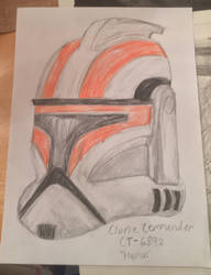 Clone Commander CT-6892 Horus by Crasher55