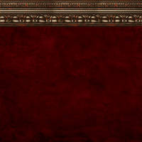 Castle Library Interior Red Wall1 by RaphaellaNightfire