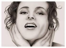Helena Bonham Carter by Touya-shi
