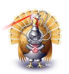 Borg Turkey by TimothyB