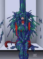 Persona 5 Gunge by TijuanaBibleScholar