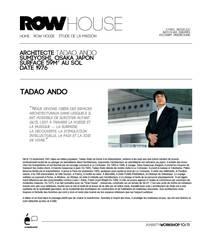 ROW House by HJ-6