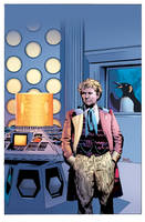 Dr. Who Classics III 3 by CharlieKirchoff