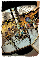 Dr. Who 1 pg2 by CharlieKirchoff