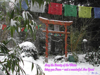 Tori Gate to Peace by Kato-Shiroi