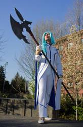 Valkyrie Goddess Lind by Kato-Shiroi