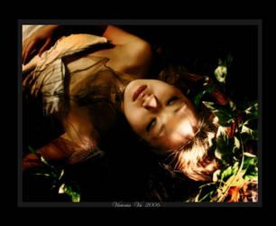 asleep by victoriavu